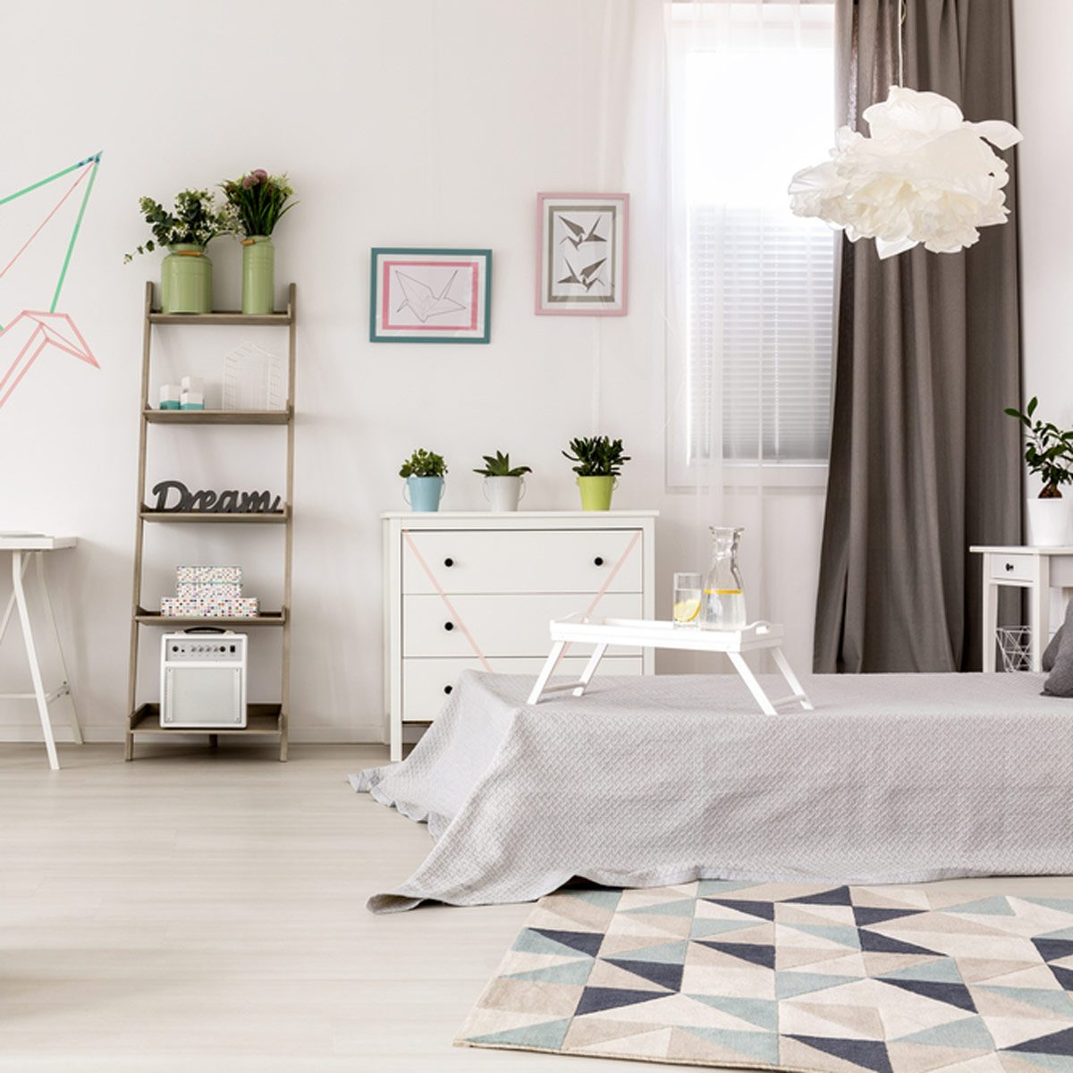 Pretty Bedroom Colors: 12 Fresh Bedroom Color Trends
