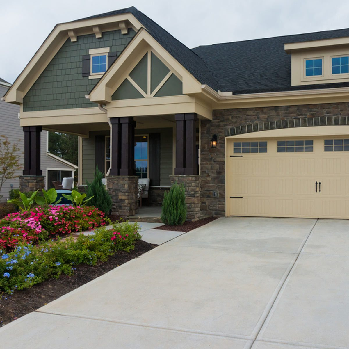Beautiful Home Exterior Colors