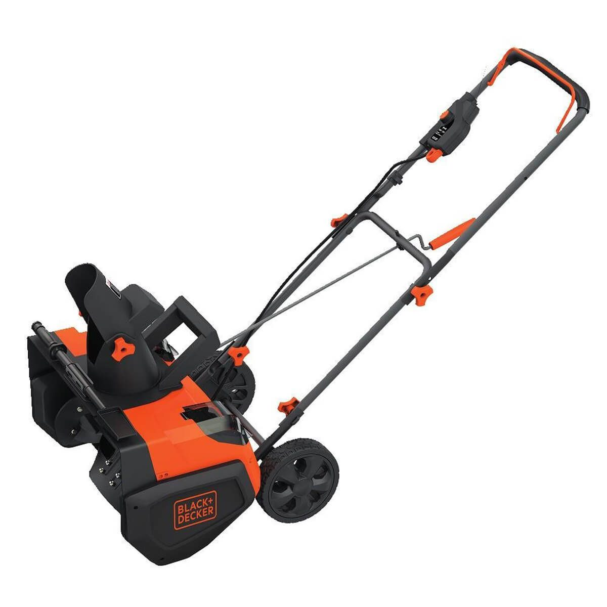 Black + Decker Max Snow Thrower