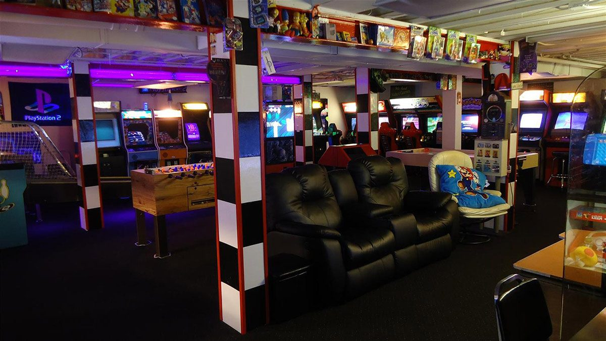 Man Cave Arcade Facebook : Reader project man cave arcade — the family handyman