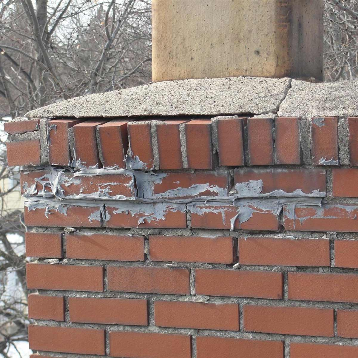 Brick Work Gone Bad