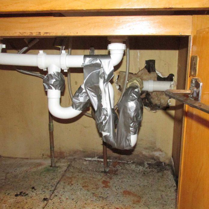 The DIY Plumbing Hall of Shame