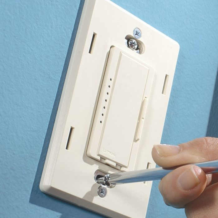 Use Light Dimmers