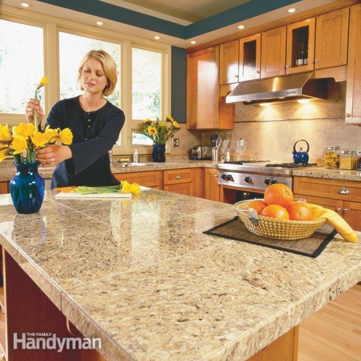 Granite Tile: Pros