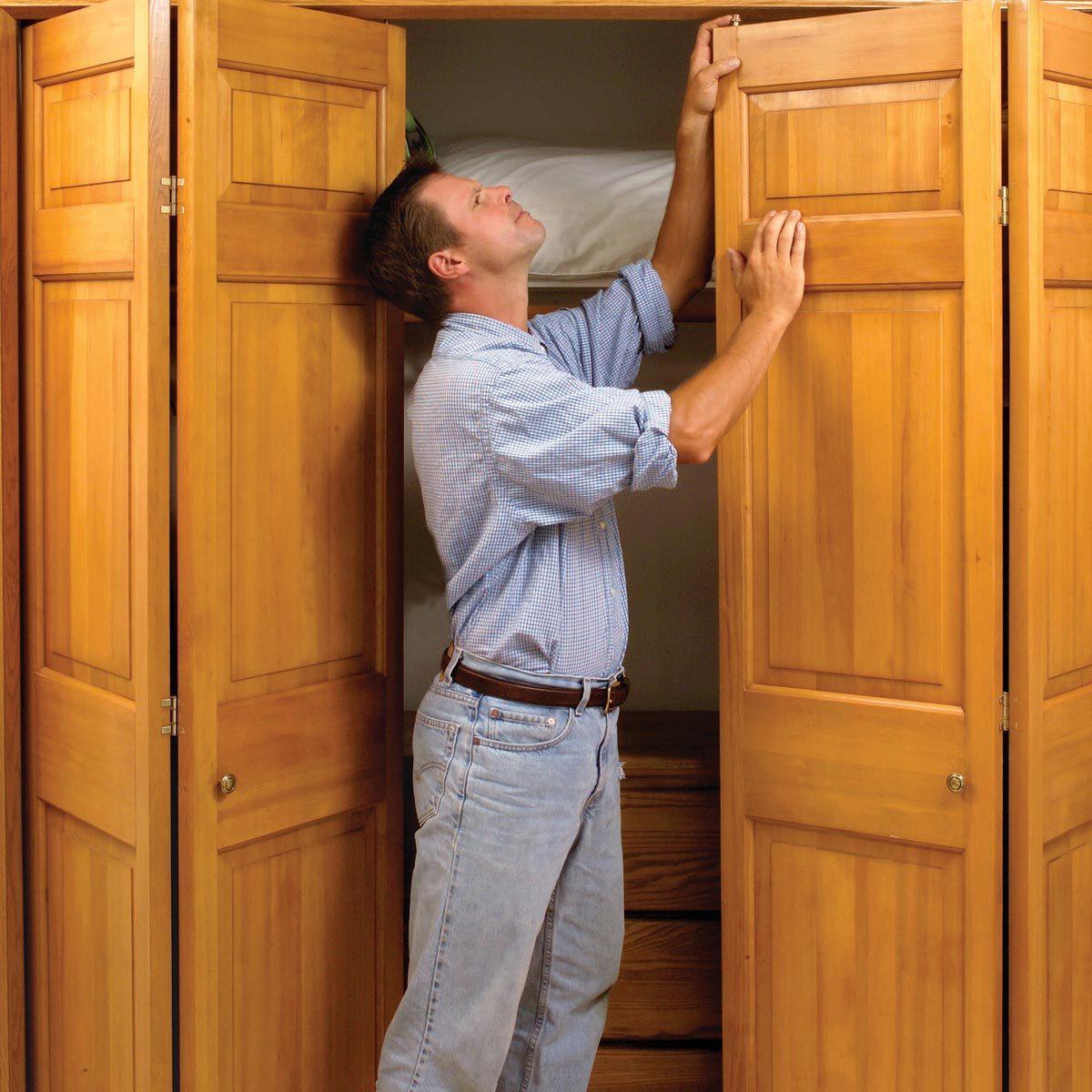 Convert a Closet
