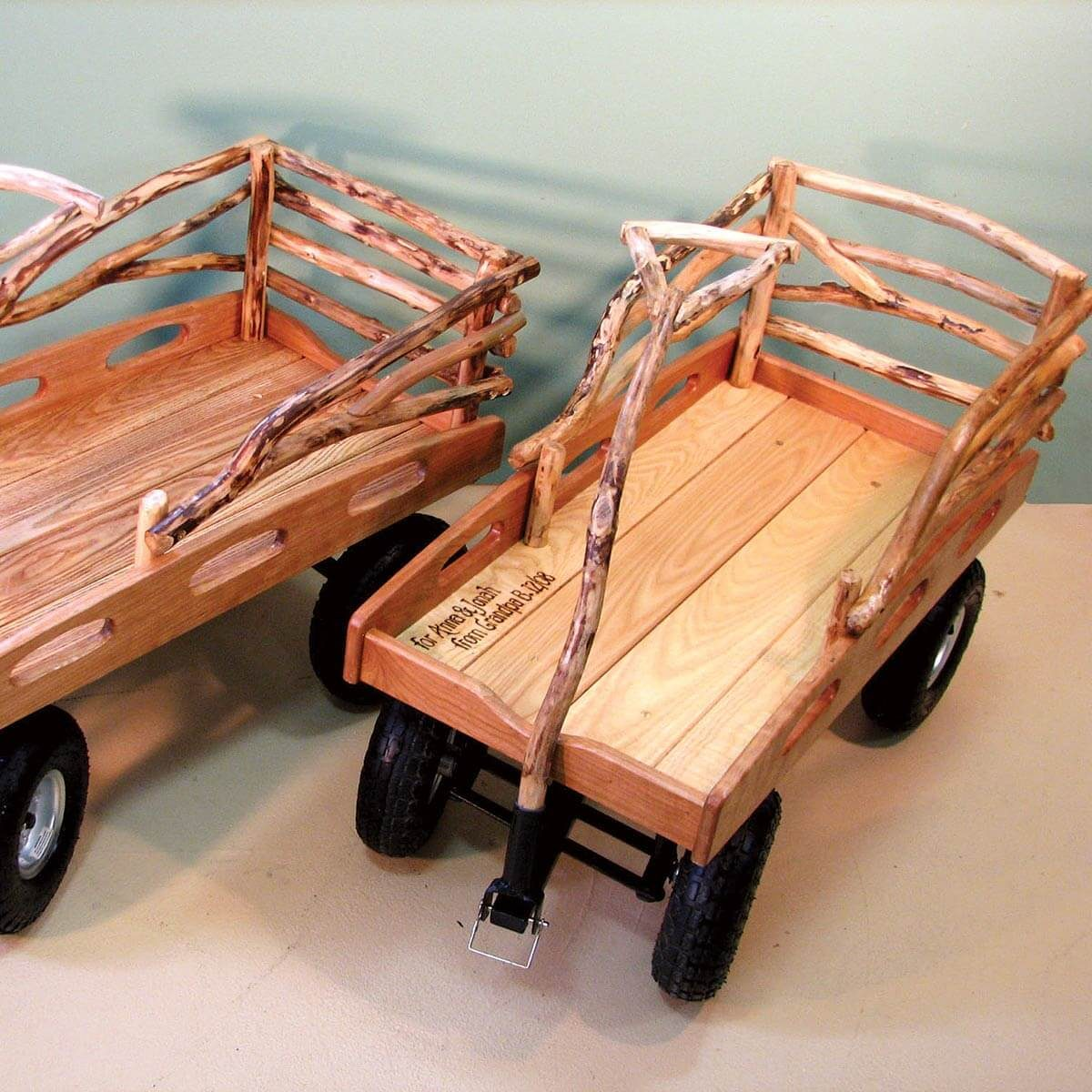 Deluxe Wagons