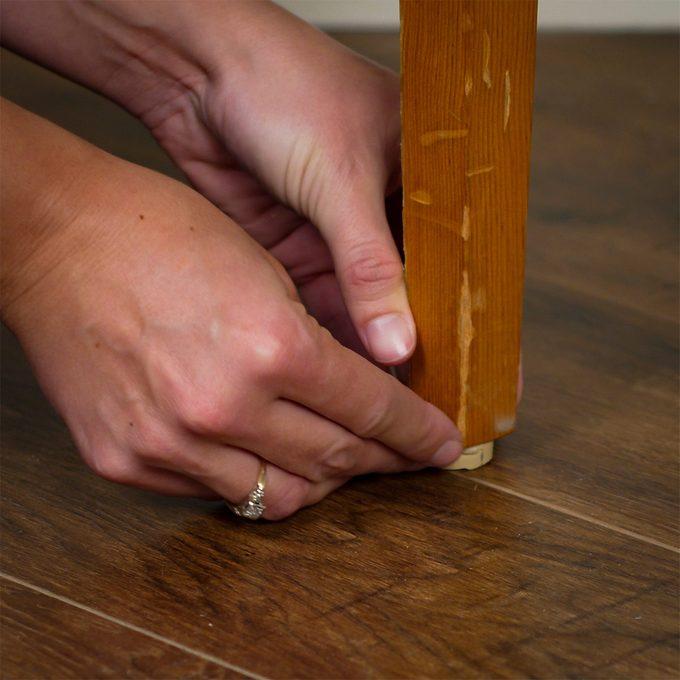 cork table fix