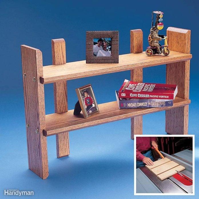 petite shelf