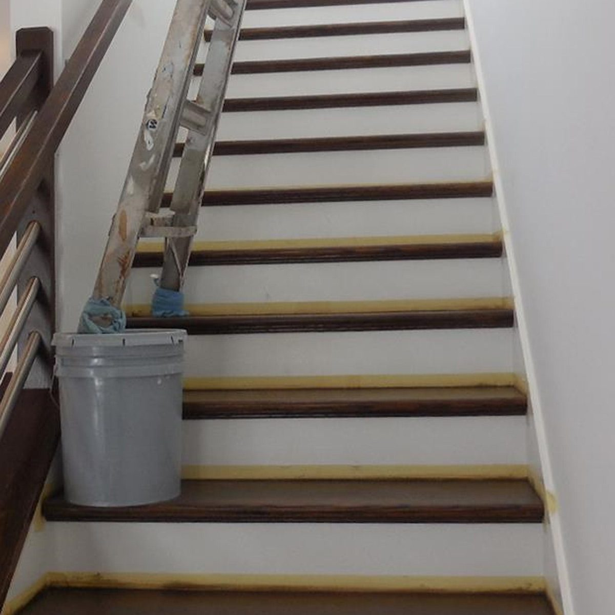 Brilliant extension ladder leg extender