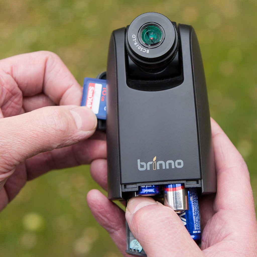Placing Batteries and Memory Card into Your Camera | Construction Pro Tips