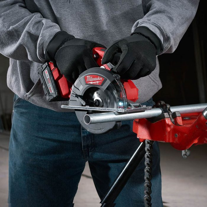 Milwaukee Tool M18 FUEL™ Metal-Cutting Circular Saw