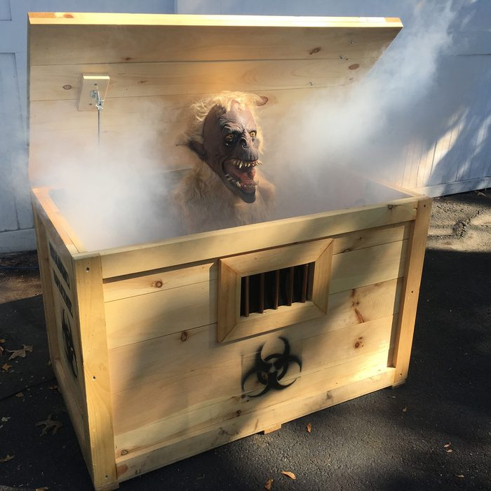 Scariest Monster in a Box