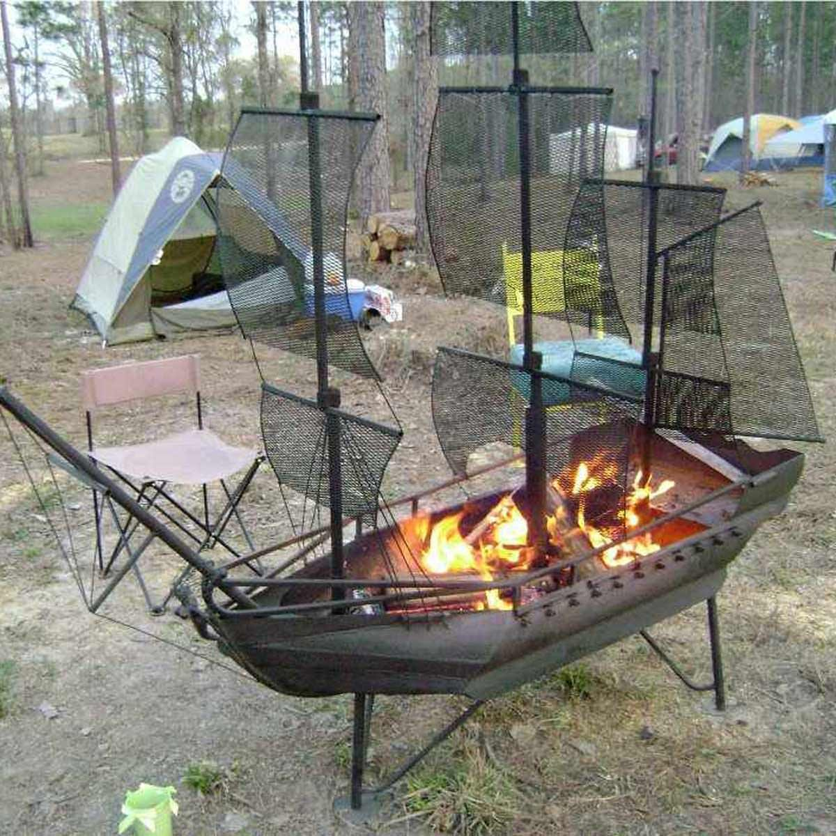 12 Great Backyard Fire Pit Ideas | The Family Handyman