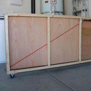 Reader Project: Skinny Workshop Cart