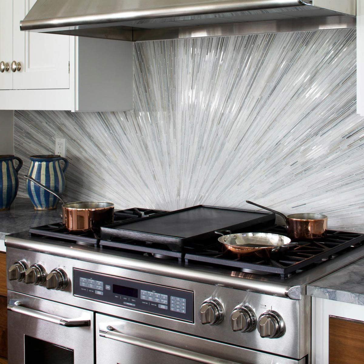 - 14 Showstopping Tile Backsplash Ideas To Suit Any Style Family