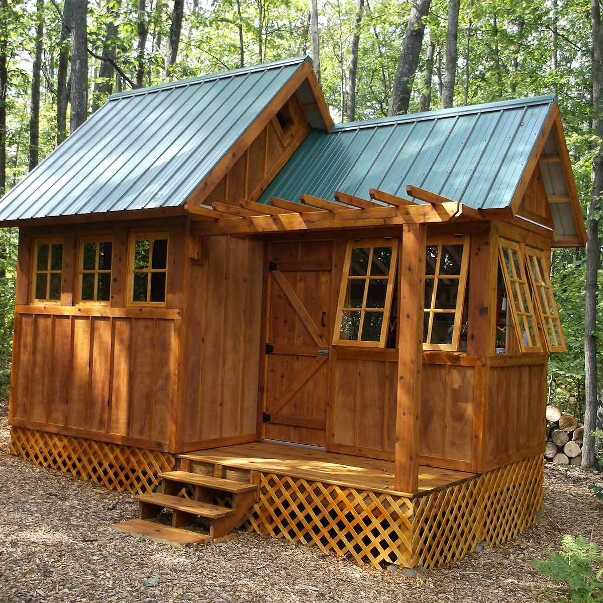 21 outstanding reader projects the family handyman for Shed project