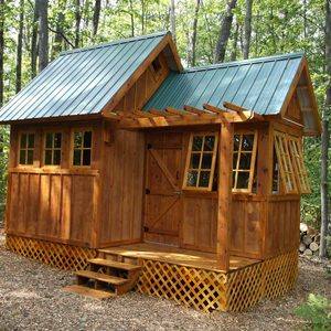 Taj Ma-Shed from Family Handyman plans
