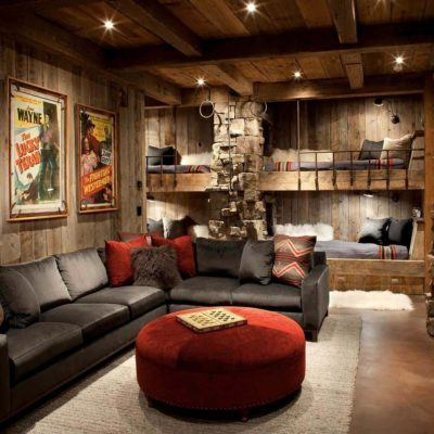 man cave ideas relaxing spaces