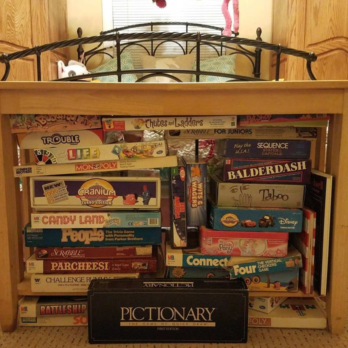 Table Your Toy Storage