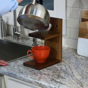DIY Pour-Over Coffee Maker