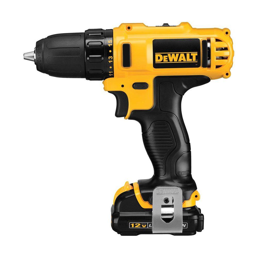 DeWalt 12-Volt Cordless Drill