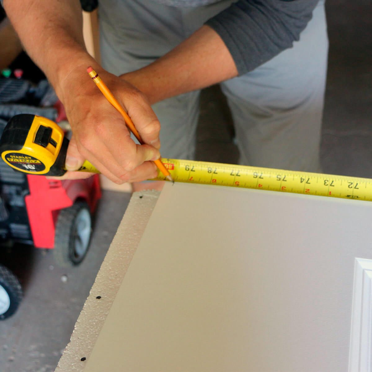 door measurements tape measure
