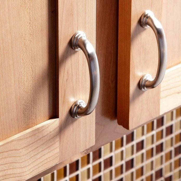 Change Cabinet Hardware