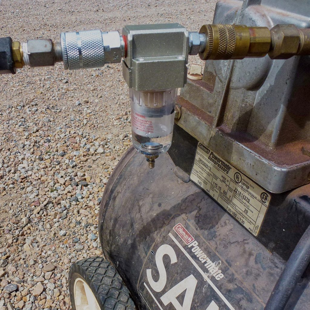 Air Compressor Filter | Construction Pro Tips