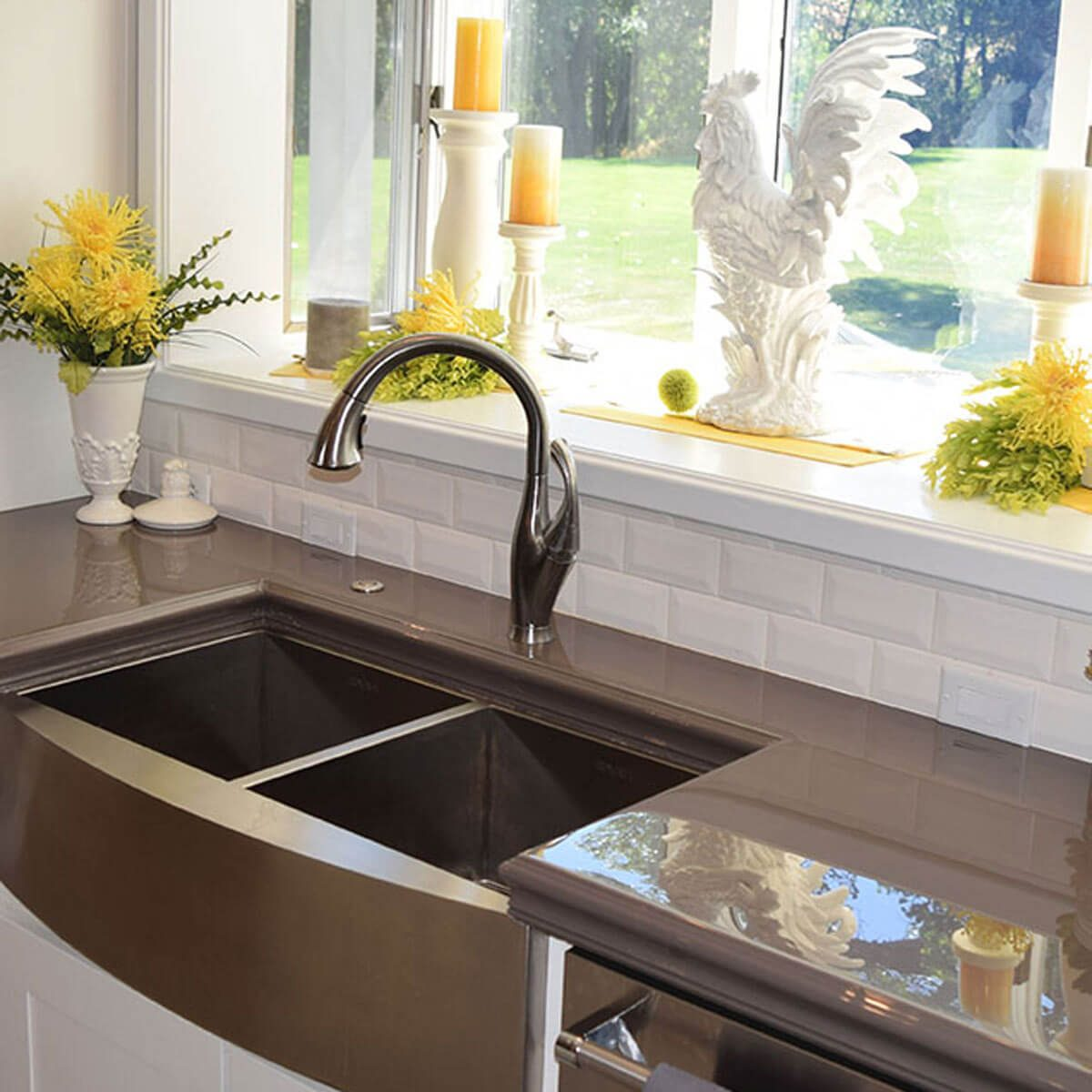 13 Awesome Countertops That Aren't Granite
