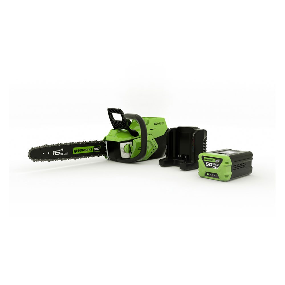 Greenworks Brushless Cordless Electric Chainsaw