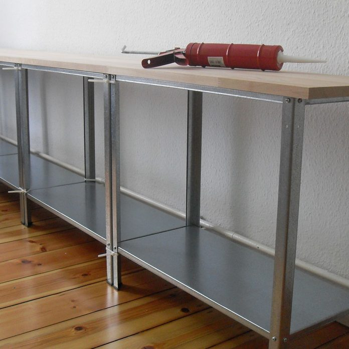 IKEA Sideboard Hack