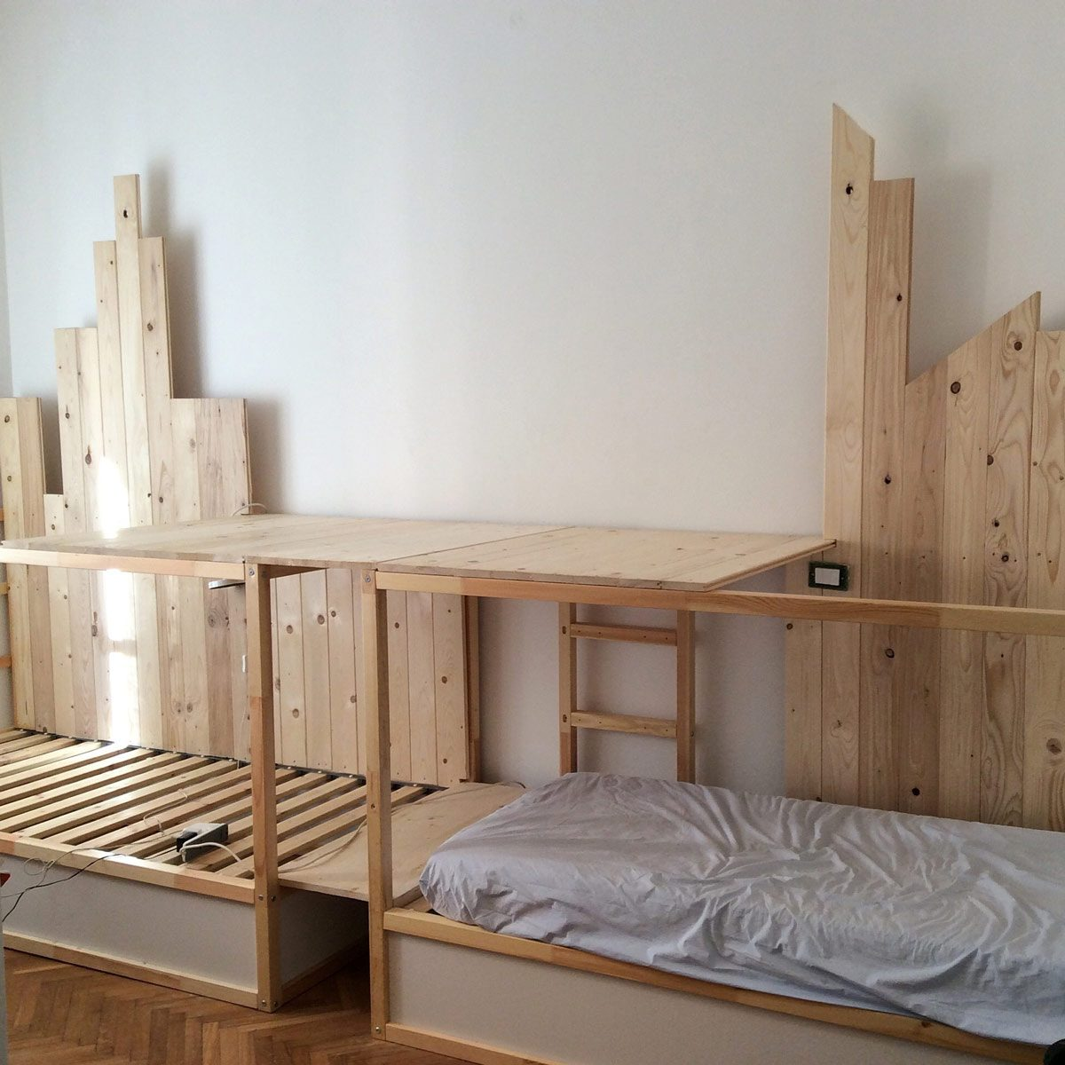 hack ikea furniture. IKEA Bunk Bed Hack Ikea Furniture