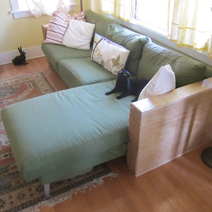 IKEA Couch Hack