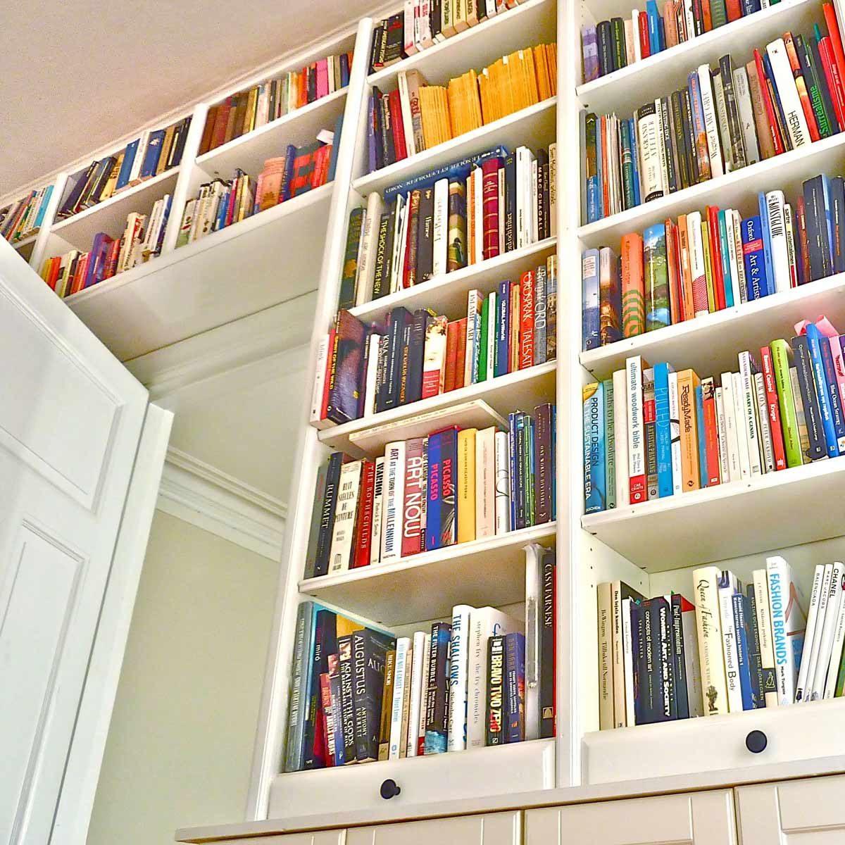 Ikea Hack Bookcase: 12 Incredible IKEA Hacks