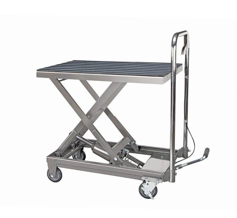 Hydraulic Table Cart