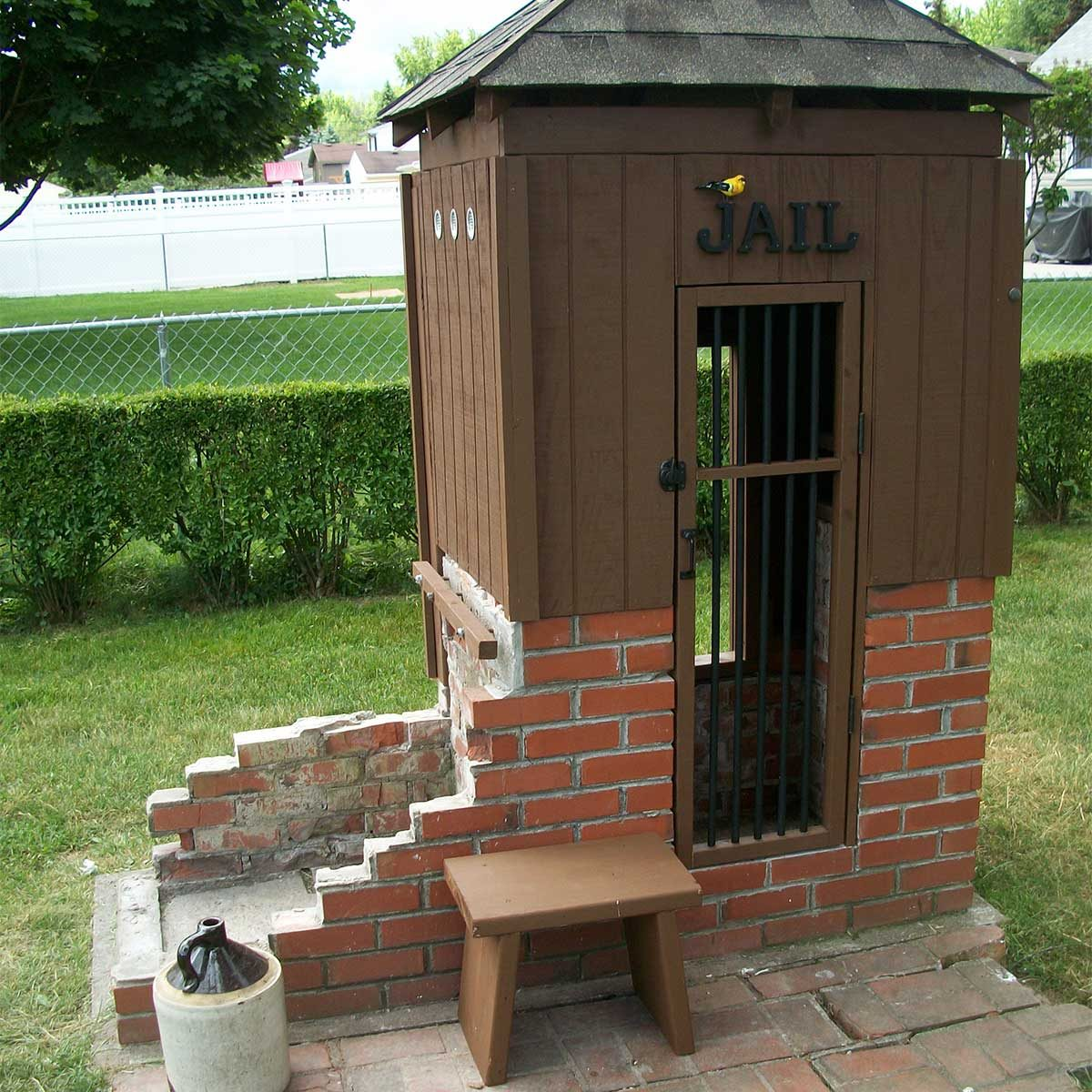 Jail Playhouse