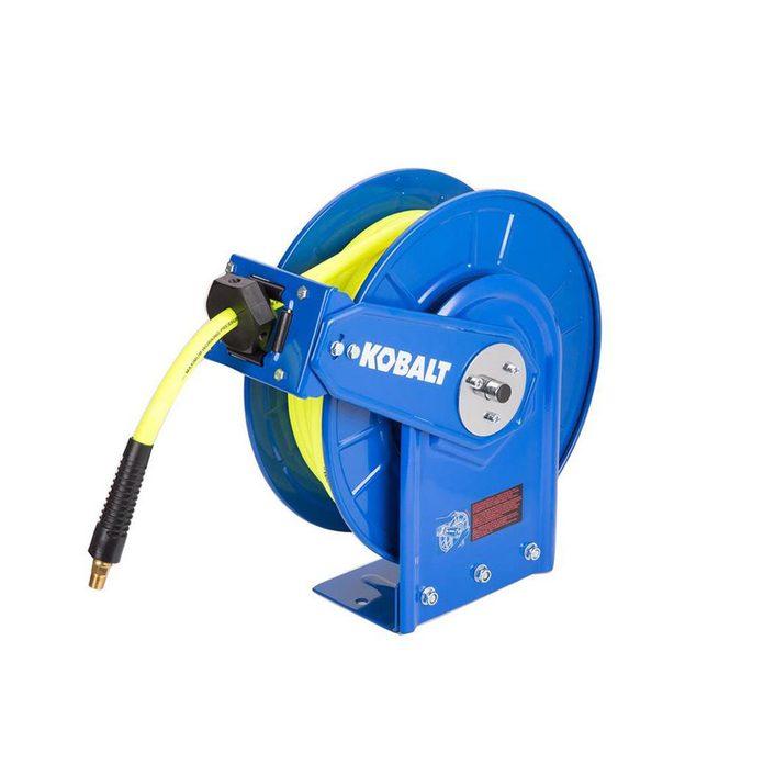 Kobalt Retractable Air Hose Reel