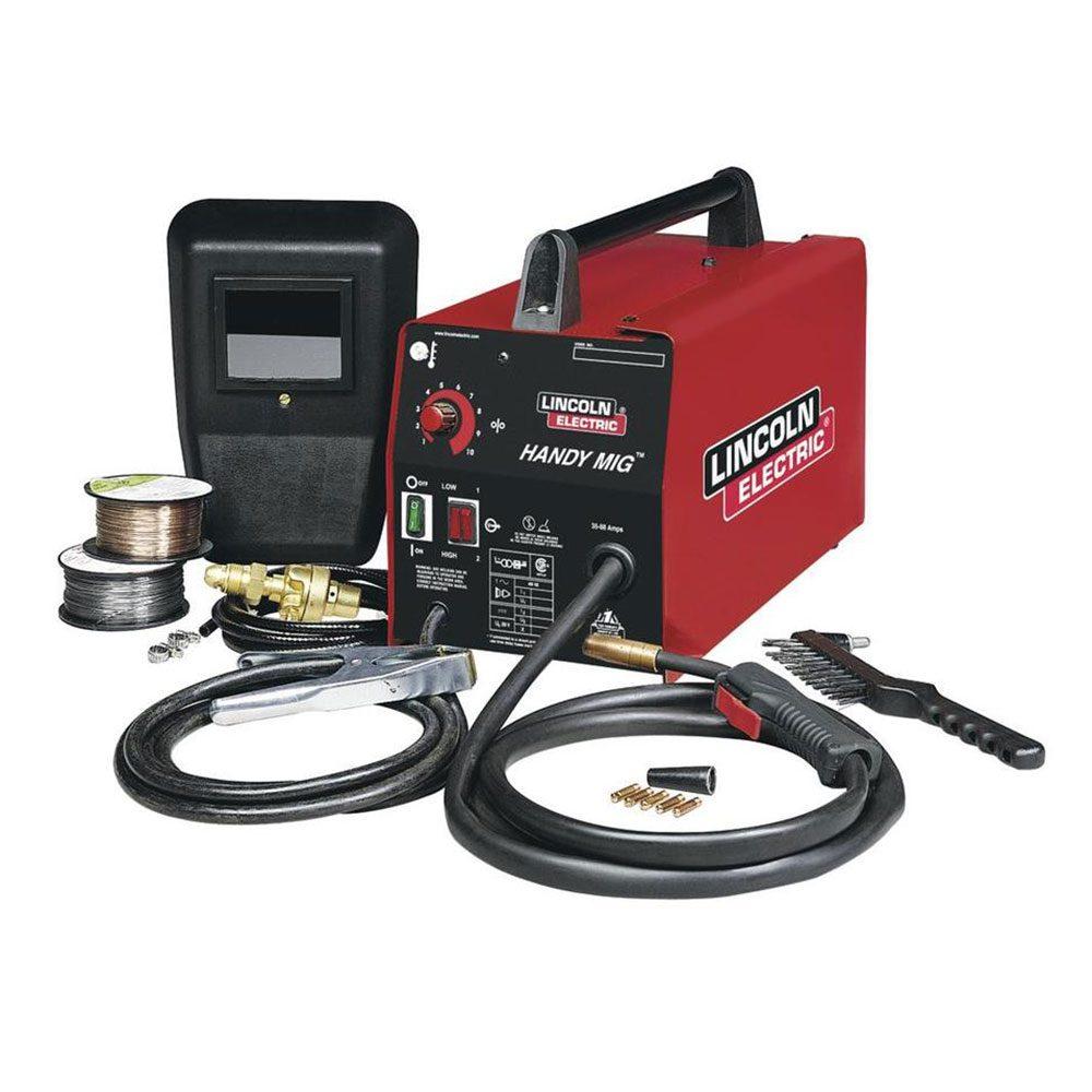 Lincoln Electric 120-Volt MIG Welder