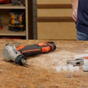 Milwaukee Tools ProPex Cordless Pex Tool