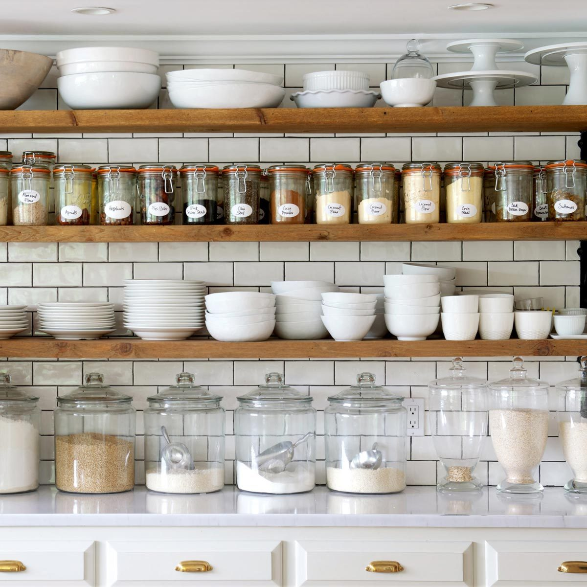 Reclaimed Kitchen Cabinets 12 Ingenious Spice Storage Ideas The Family Handyman
