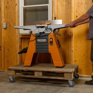 How to Build a Pallet Dolly