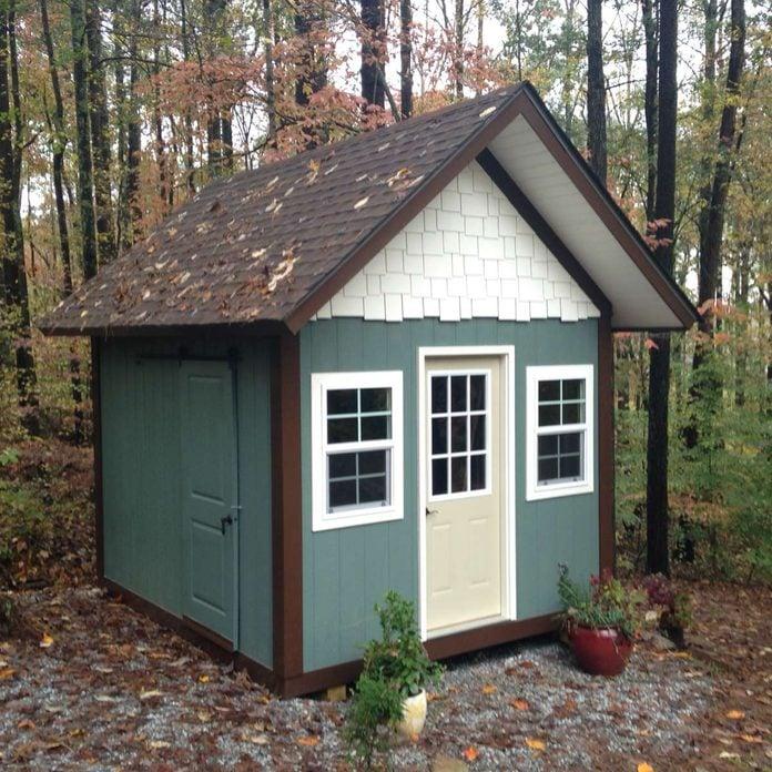 reader dream shed cottage