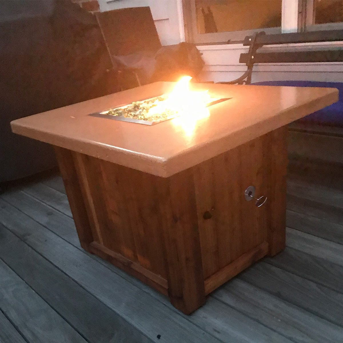reader project fabulous fire table with fire