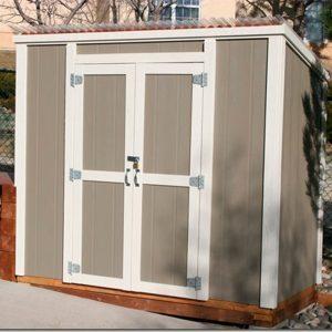 Reader Project: Outdoor Storage Locker