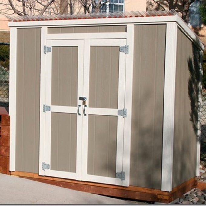 reader storage locker
