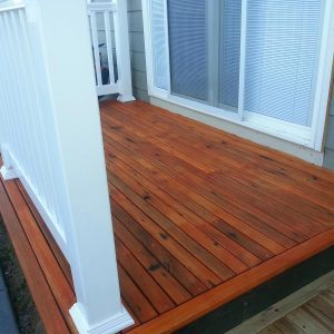 Reader Project: Reclaimed Lumber Decking
