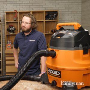 Ridgid 14 Gallon Shop Vacuum
