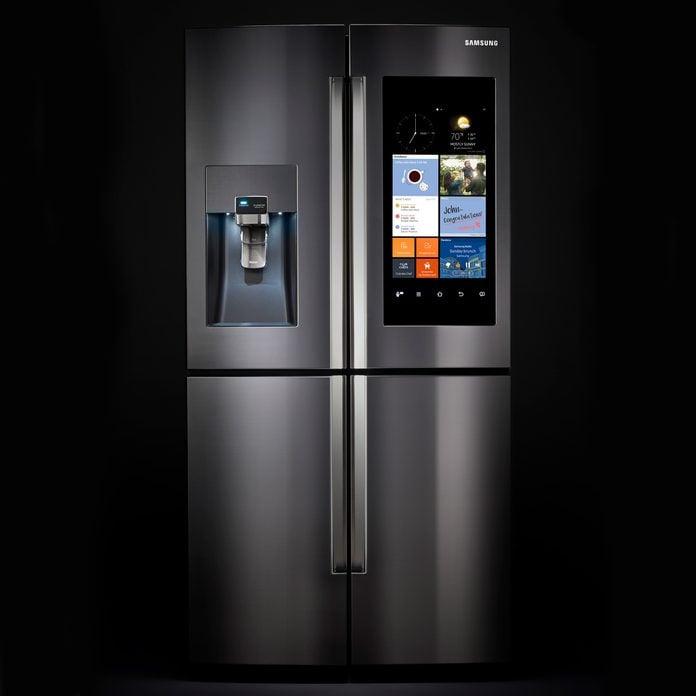 smart appliances fridge