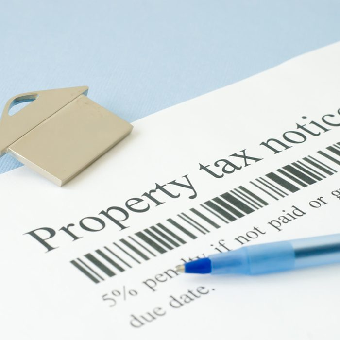 You Can Deduct Property Taxes from Your Federal Income Taxes