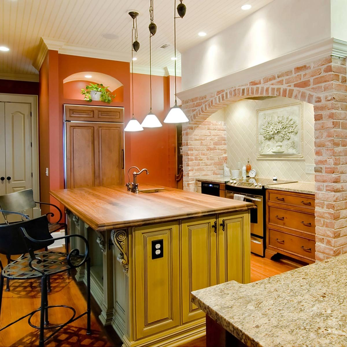 12 Kitchen Color Trends That Are Hot Right Now